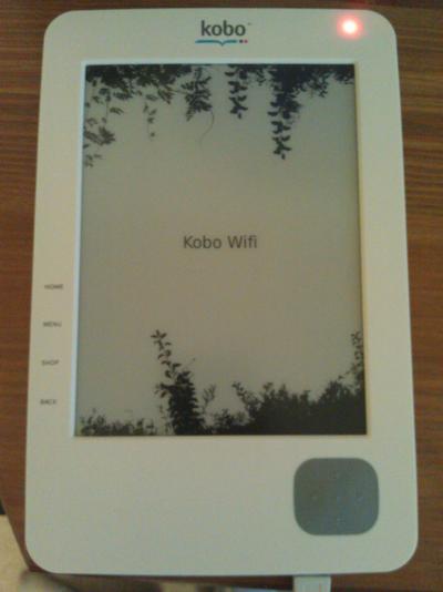 Any way to display custom graphics on the Kobo Wifi?